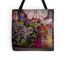 Graffiti, London, England | Wacky Tote Bag