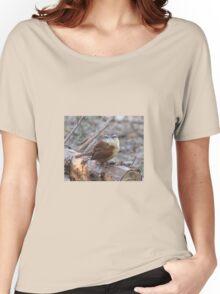 Carolina Wren Women's Relaxed Fit T-Shirt