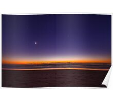 First Light, Broadbeach Poster