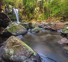 Curtis Falls, Mt Tambourine by McguiganVisuals