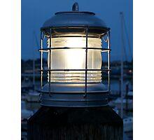 Ship Lantern Photographic Print