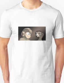 Mega Hamlet, Sepia Unisex T-Shirt