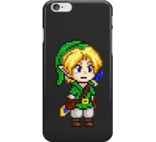 Legend of Zelda - Link Pixel iPhone Case/Skin