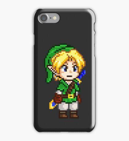 Legend of Zelda - Link Pixel iPhone Case/Skin