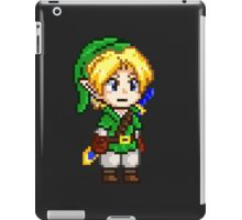 Legend of Zelda - Link Pixel iPad Case/Skin