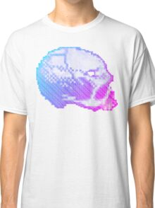 YOU'RE DEAD SKULL WITH HOLES Classic T-Shirt