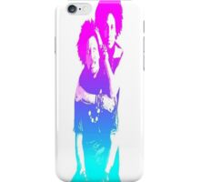 les twins  iPhone Case/Skin