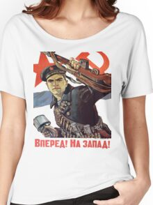 Soviet Sailor Tee Women's Relaxed Fit T-Shirt