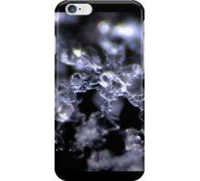 'Single snowflake jewel' iPhone Case/Skin