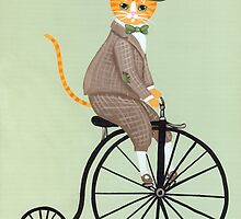 Dandy Penny Farthing by Ryan Conners