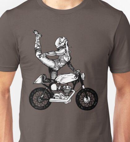 Women Who Ride - Ballerina  Unisex T-Shirt
