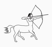 Centaur Archer by lucid-reality