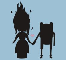 Finn and the Flame Princess by alightedsylph