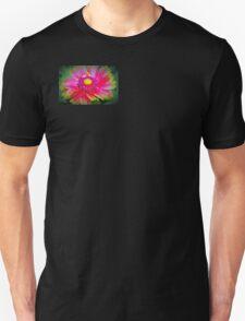 Blanket flower macro Unisex T-Shirt