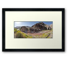 Arizona Outback Framed Print