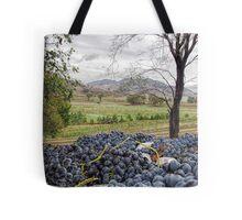 Mudgee Grapes Tote Bag