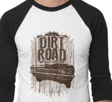 Why don't we do it on the road Men's Baseball ¾ T-Shirt