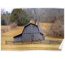The Little Barn Poster