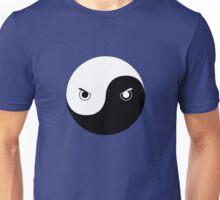 Yin Yang Ninja Unisex T-Shirt