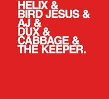 All Hail Helix - The Original Gang Unisex T-Shirt