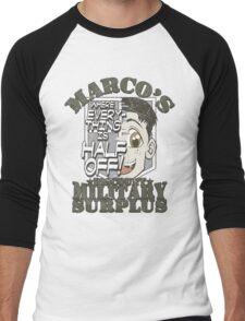 Marco's Discount Military Surplus Men's Baseball ¾ T-Shirt