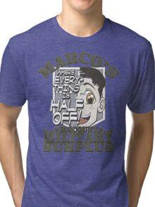 Marco's Discount Military Surplus Tri-blend T-Shirt