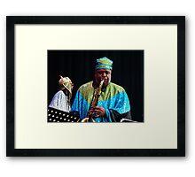 Sun Ra Arkestra 2 Framed Print