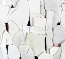 Waltz In White Trash Sticker