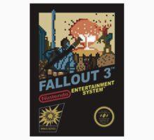 Fallout 3 NES  by hazyceltics
