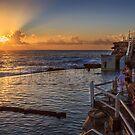 Dawn swim at Bronte pool by ThisMoment