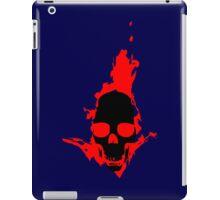 Flaming Skull iPad Case/Skin