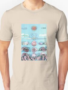 The Birth Of Venus T-Shirt