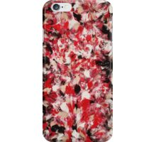 Breast Painting 391 iPhone Case/Skin
