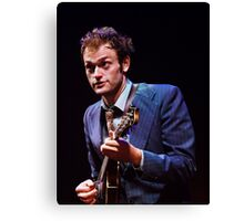 Chris Thile 2 Canvas Print