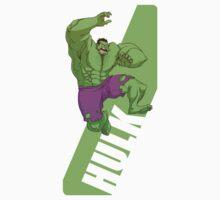 Hulk by osideous