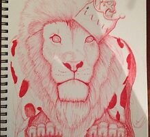 red king by xartistichandsx