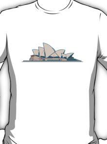 #14 Sydney Opera House T-Shirt