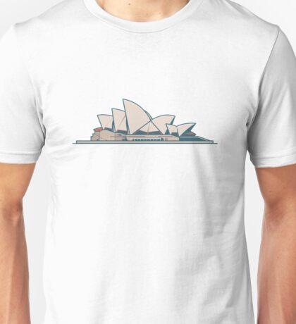 #14 Sydney Opera House Unisex T-Shirt