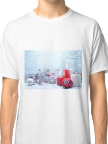 Red Decoration Classic T-Shirt