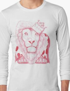 red king Long Sleeve T-Shirt