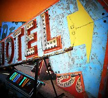 MOTEL by Rita  H. Ireland