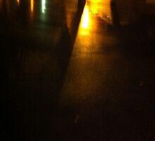 Night reflections by Amber Elen-Forbat