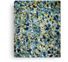 Breast Painting 449 Canvas Print