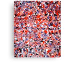 Breast Painting 448 Canvas Print
