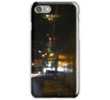 Stormy night iPhone Case/Skin