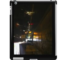 Stormy night iPad Case/Skin