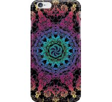 Bliss Energy Yoga Chakra Mandala iPhone Case/Skin