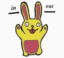 Forgetful Bunny by Jackwhoppy