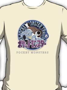 Pocket Monsters Blue T-Shirt