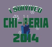 I Survived Chi-Beria 2014 (Green) by Surpryse